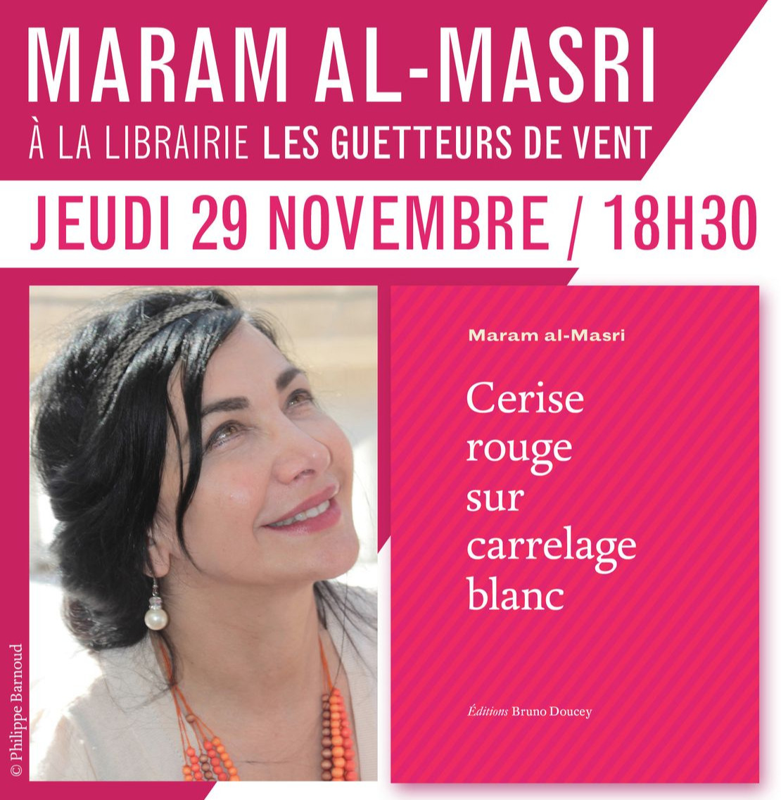 Maram al-Masri aux Guetteurs de vent