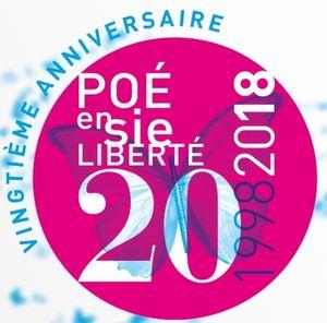 Logo Poésie en liberté